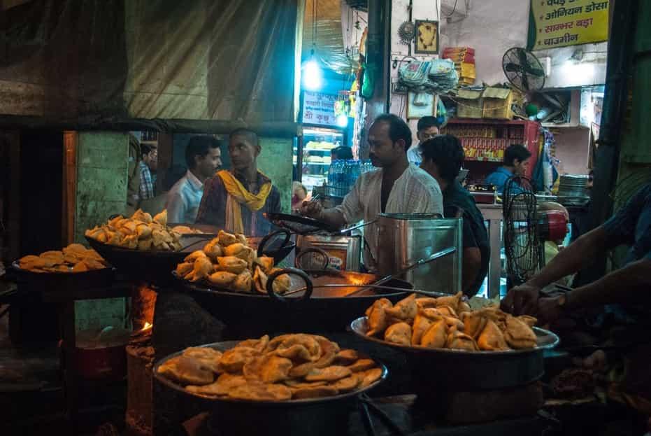 Varanasi food