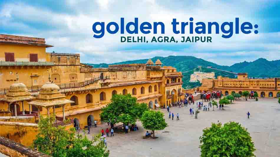 Know about India golden triangle tour packages