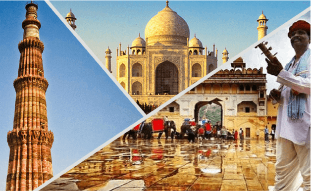 2 NIGHTS 3 DAYS GOLDEN TRIANGLE TOUR PICTURE