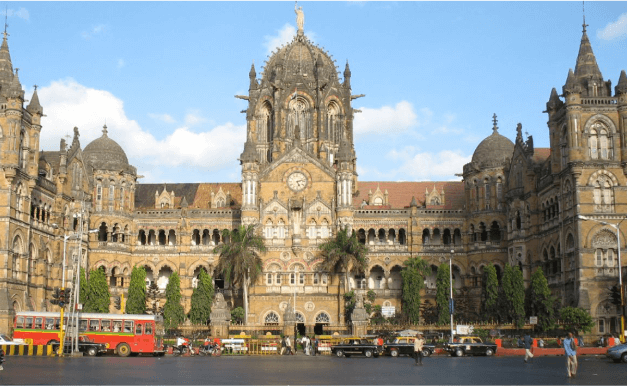 GOLDEN TRIANGLE TOUR WITH MUMBAI PICTURE