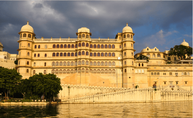 GOLDEN TRIANGLE TOUR WITH UDAIPUR PICTURE
