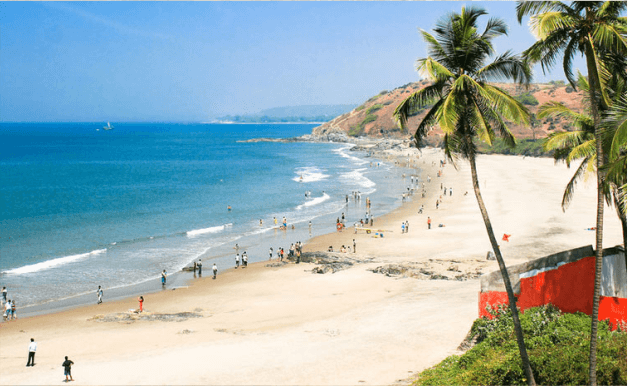 GOLDEN TRIANGLE TOUR WITH GOA PICTURE