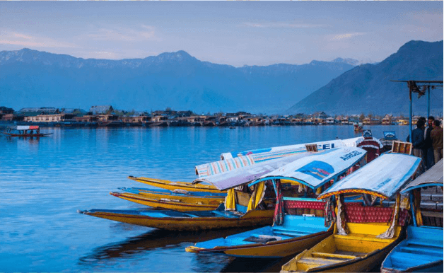 GOLDEN TRIANGLE TOUR WITH KASHMIR PICTURE