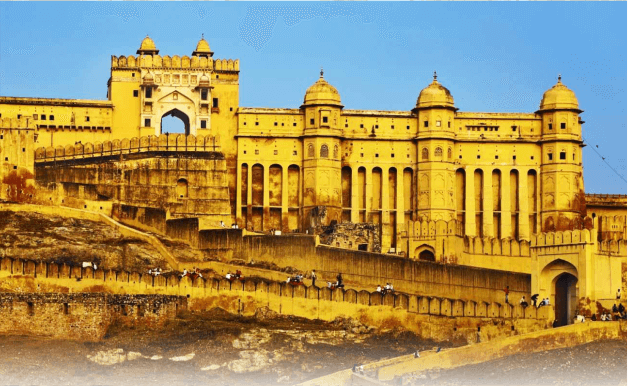 GOLDEN TRIANGLE TOUR WITH RAJASTHAN PICTURE