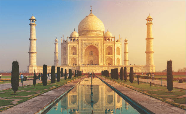 5 NIGHTS 6 DAYS GOLDEN TRIANGLE TOUR PICTURE