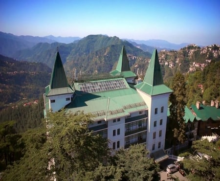 Glitzy Shimla Tour with Oberoi Cecil