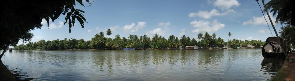 Pamba River Kerala