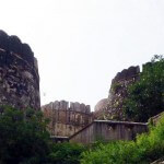 Gagron Fort Walls
