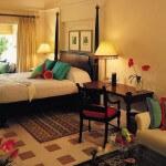 Luxury Room at Udaivilas Hotel