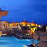 Night View Udaivilas Hotel