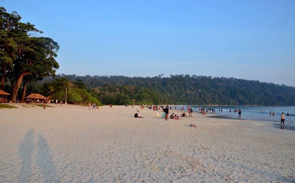 Radha Nagar Beach, Andaman and Nicobar Island