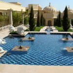 Swimming Pool at Udaivilas Hotel