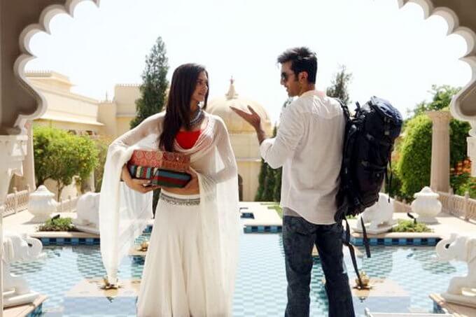 Yeah Jawani Hein Diwani Movie Shooting at Udaivilas Hotel