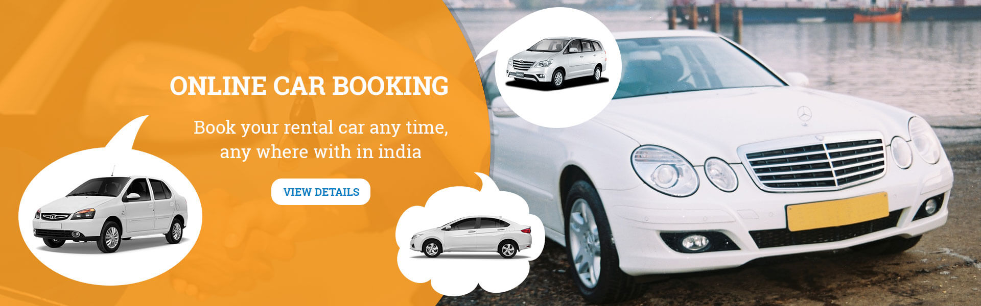 Car Rental Services by Maharaja Trails