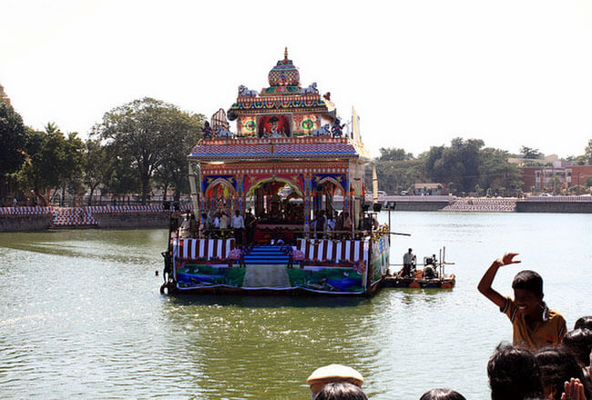 Float Festival Maduari