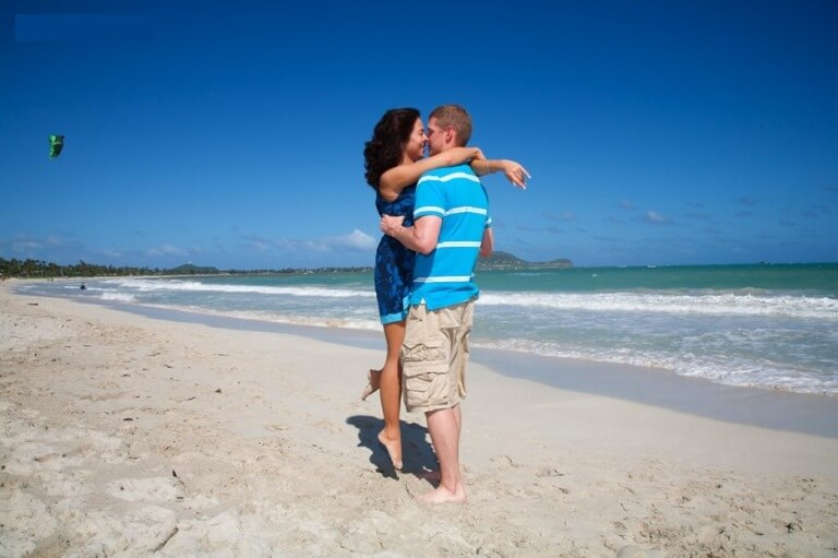 India beaches for foreigners