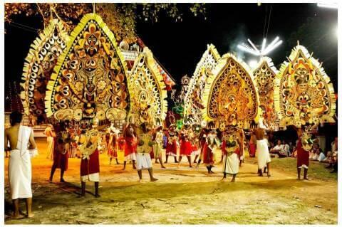 Worship of Kadammanitta Patayani