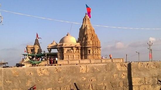 Rukmini Temple. Gujarat
