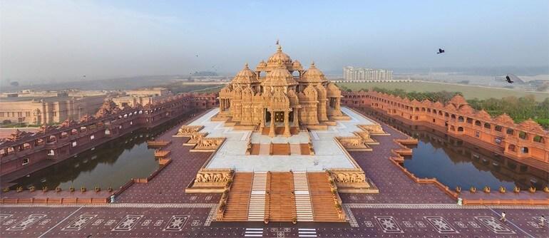 Swaminarayan Akshardham Temple, Gujarat
