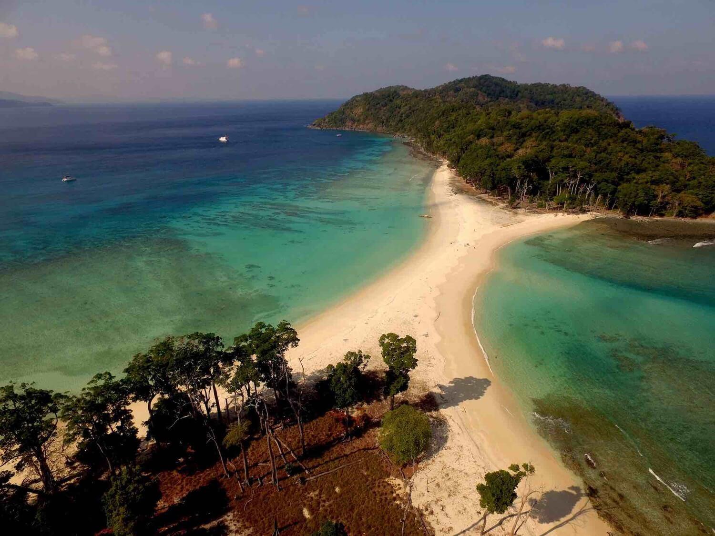 Andaman Nicobar Island India.