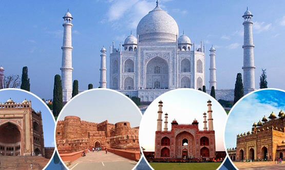 Agra city tourist attractions
