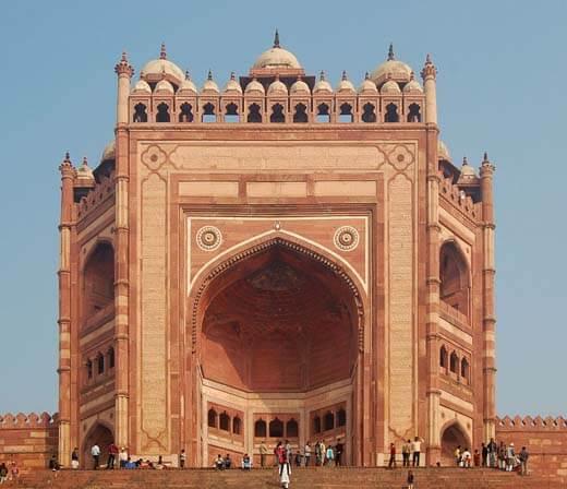 Fatehput Sikiri Buland Darwaza Gate.