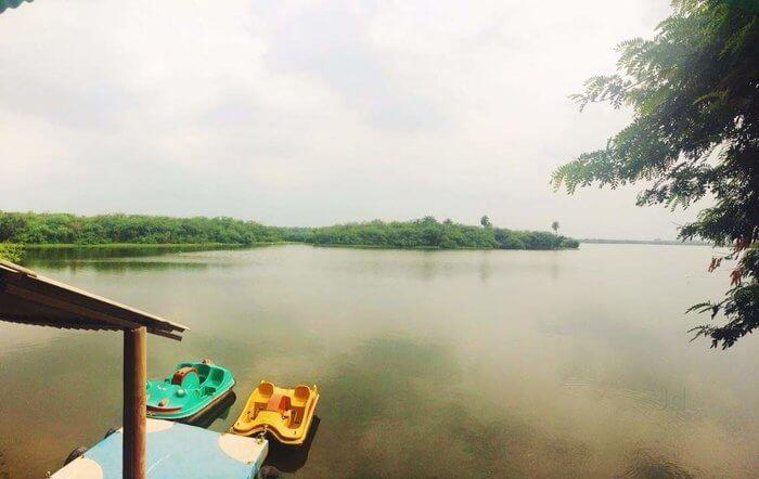 Keetham Lake, Agra
