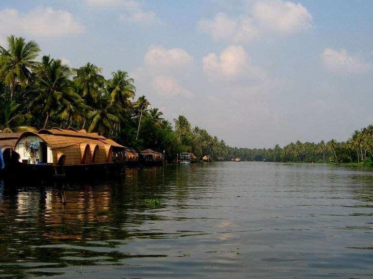 Kerala Backwater Houseboat Trip