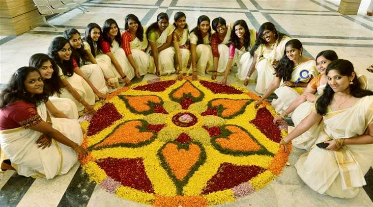 Onam Kerala Festival Decoration